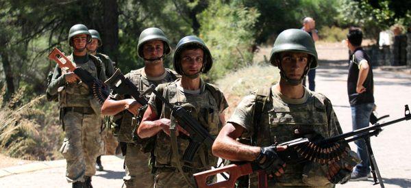 U.S. Warns Turkey: Army Purges Harming NATO