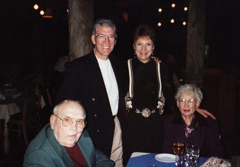 Celebrating my parents' 56th Wedding Anniversary