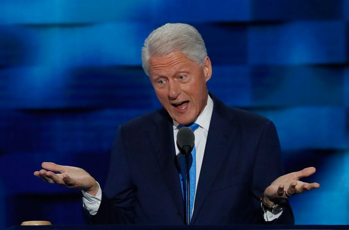 "First mate? First dude? Hillary Clinton has said that if she wins the presidency, she'd like Bill to be called the ""firs"