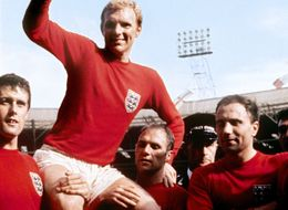 Fifty Years Winning The World Cup - Can You Rate England's Proudest Sporting Moments?