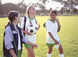 Third Of Girls Feel They Don't Have The Same Access To Sport As Boys