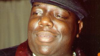 NEW YORK - NOVEMBER 1994:  Rapper The Notorious BIG attends an event in November 1994 in New York, New York. (Photo by Al Pereira/Michael Ochs Archives/Getty Images)