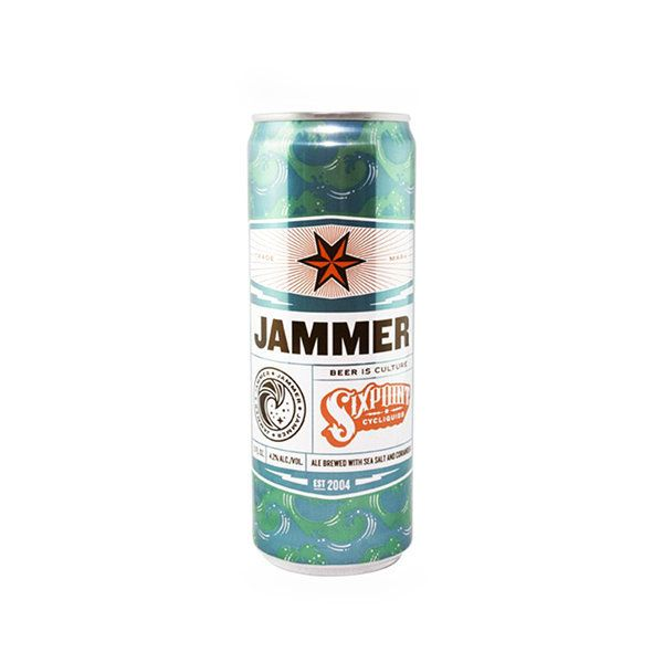 Jammer is made for those who really, really like coriander. It is extra salty and extra spiced.