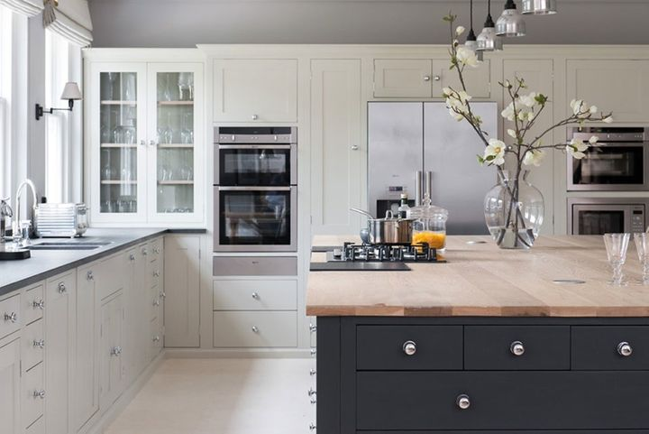 6 Kitchen Cabinet & Storage Tips from Design Experts | HuffPost