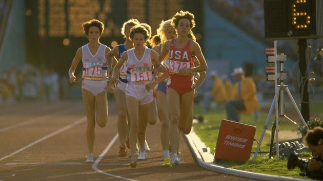 The clash between Zola Budd and Mary Decker was one of the most hyped in history, and that was before...