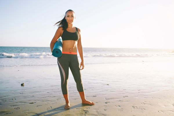 Because we sweat in our gym clothes (even when doing yoga, which might be a less sweaty activity, as far as workouts go), the