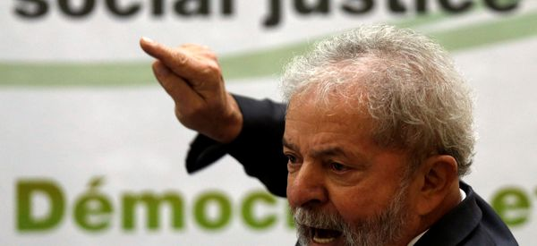 Brazil's Ex-President Lula To Stand Trial For Obstruction Of Justice