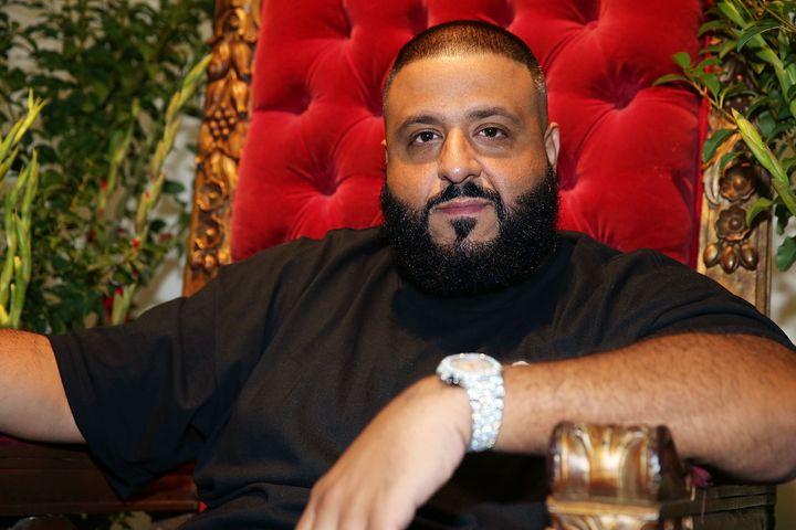 DJ Khaledattends the DJ Khaled Fan Luv Pop-Up Shop on July 28, 2016, in New York City.