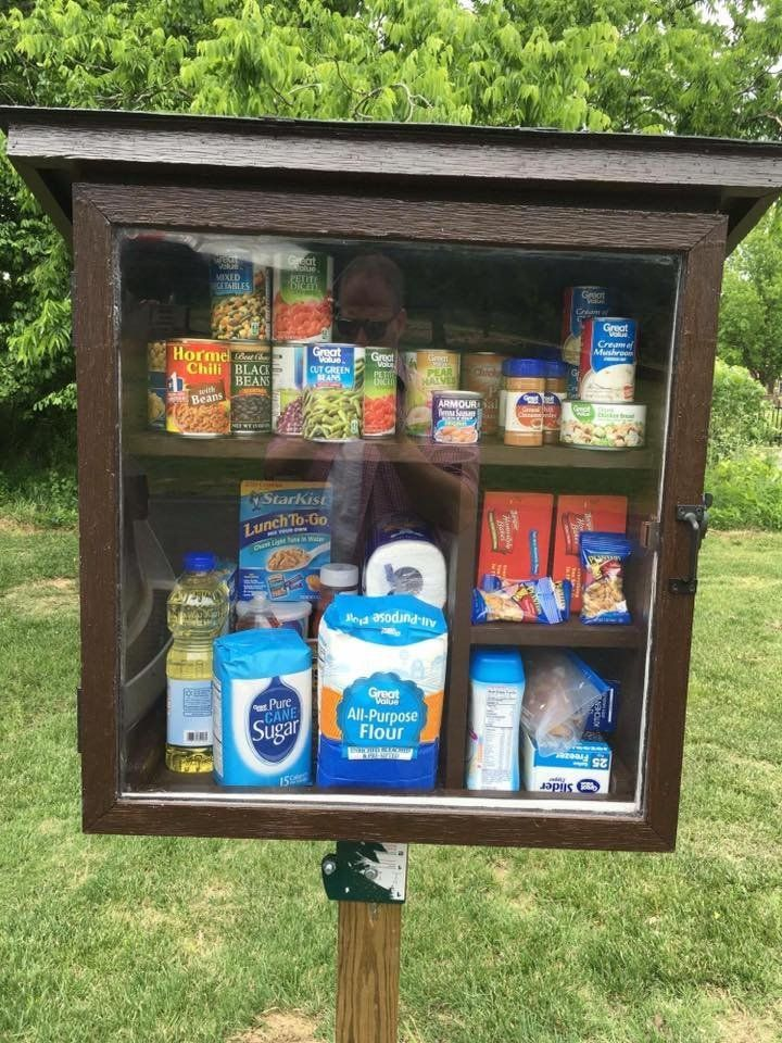Project Paul Food Pantry