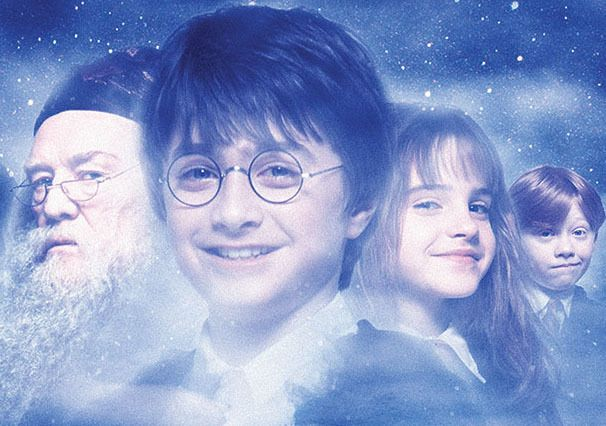 The Yoga of Harry Potter & Your Last Day as a