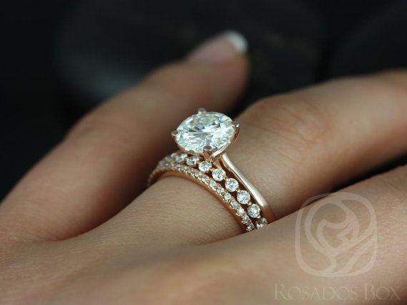 9 - Stackable Wedding Rings