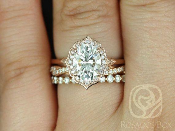 3 - Stackable Wedding Rings