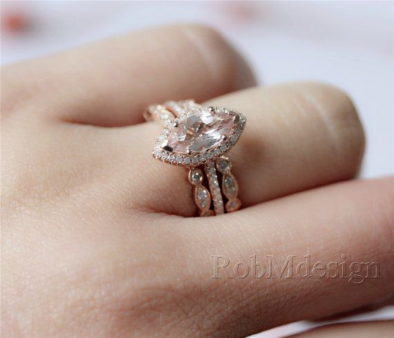14 stunning stackable ring sets for the modern bride huffpost 4 junglespirit Images