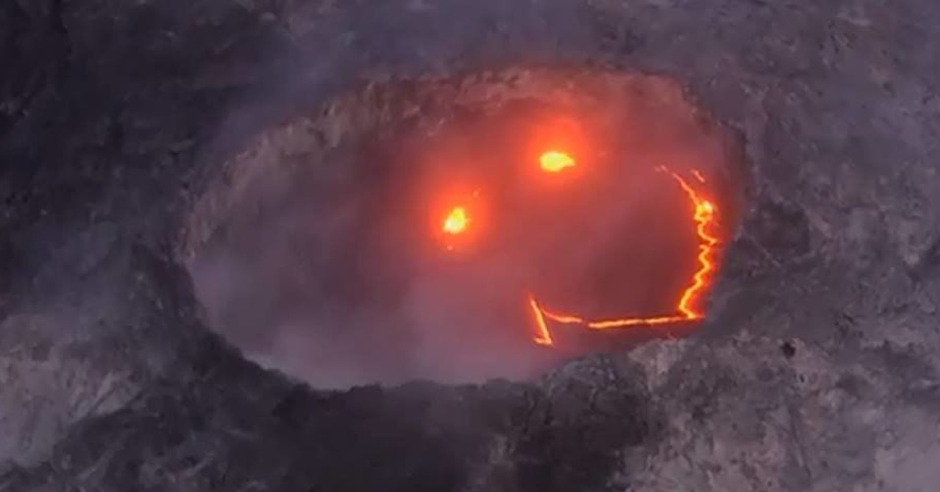 single women in kilauea Incredible new images have emerged of the lava firehose from hawaii's kilauea  spewing as a 'single large  shocking moment barmaid attacks woman for slapping.