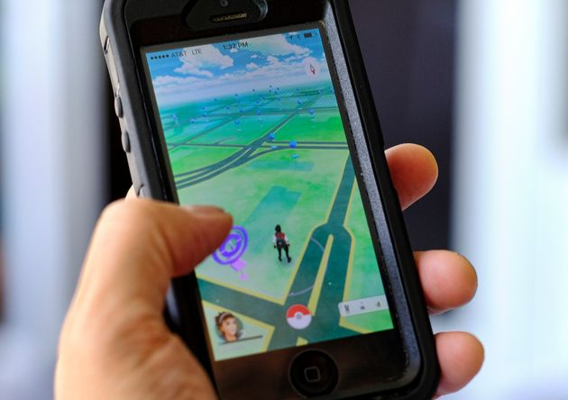 Three teenagers were robbed at gunpoint while playing Pokemon