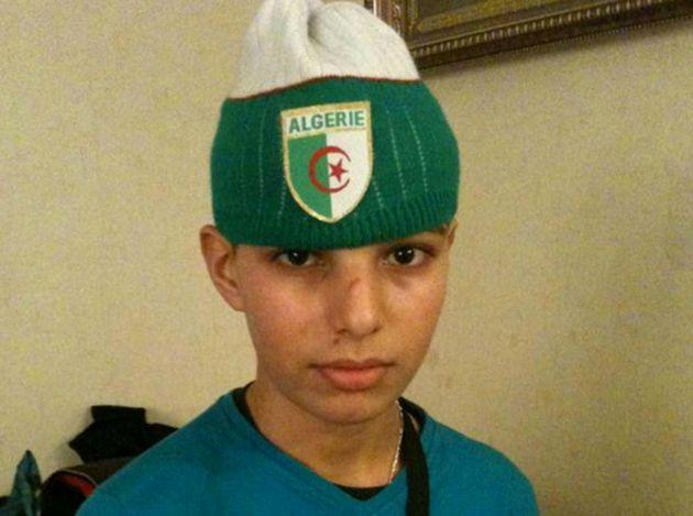 Adel Kermiche when he was