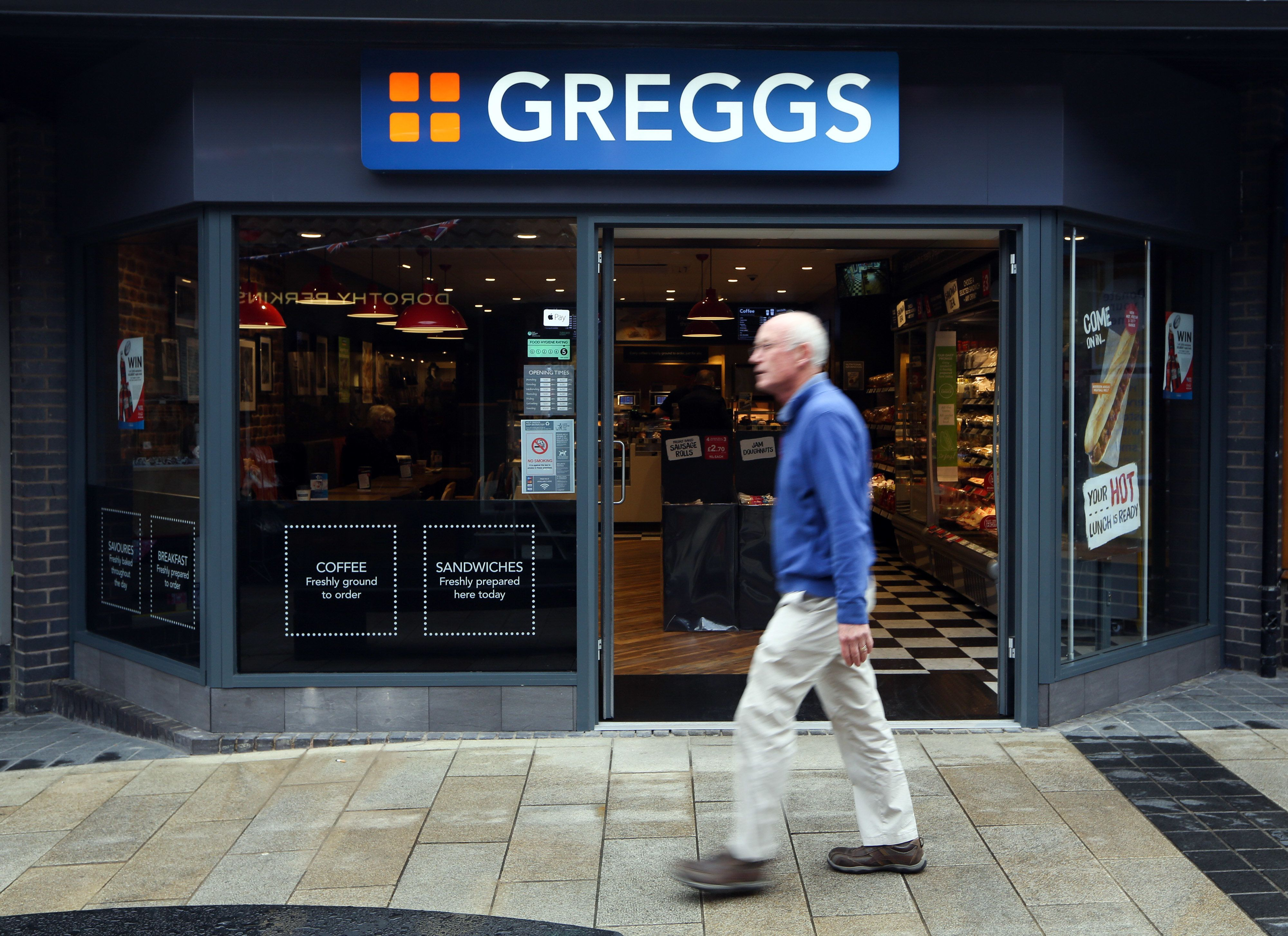 Greggs And M&S Are Putting Leftover Food In A 'Community