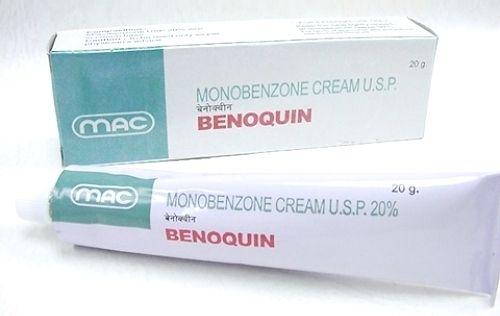 Benoquin Is Prescribed For The Treatment Of Vitiligo