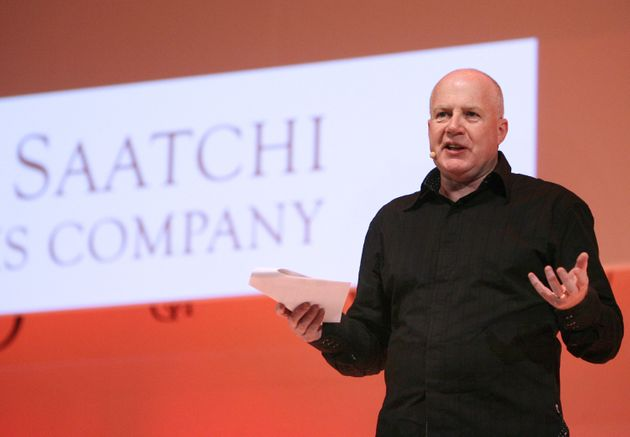 Saatchi and Saatchi Executive Chairman Kevin Roberts Told To Go On Leave For Women Worker