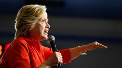 Clinton Says Russians Hacked DNC, Calls Trump's Putin Remarks