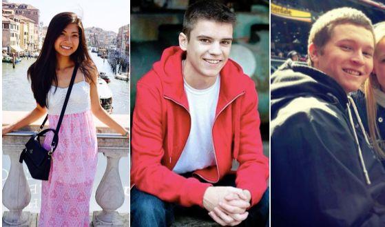 Anna Bui, Jordan Ebner and Jake Long werekilled in the shooting.