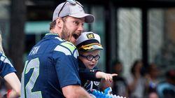 All Eyes Were On Anna Faris & Chris Pratt's Son At Seattle