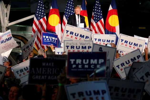 Donald Trump says his campaign was not involved in making the GOP's platform regarding Ukraine more Russia-friendly,...