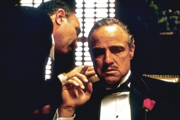 Vito Corleone from The Godfather