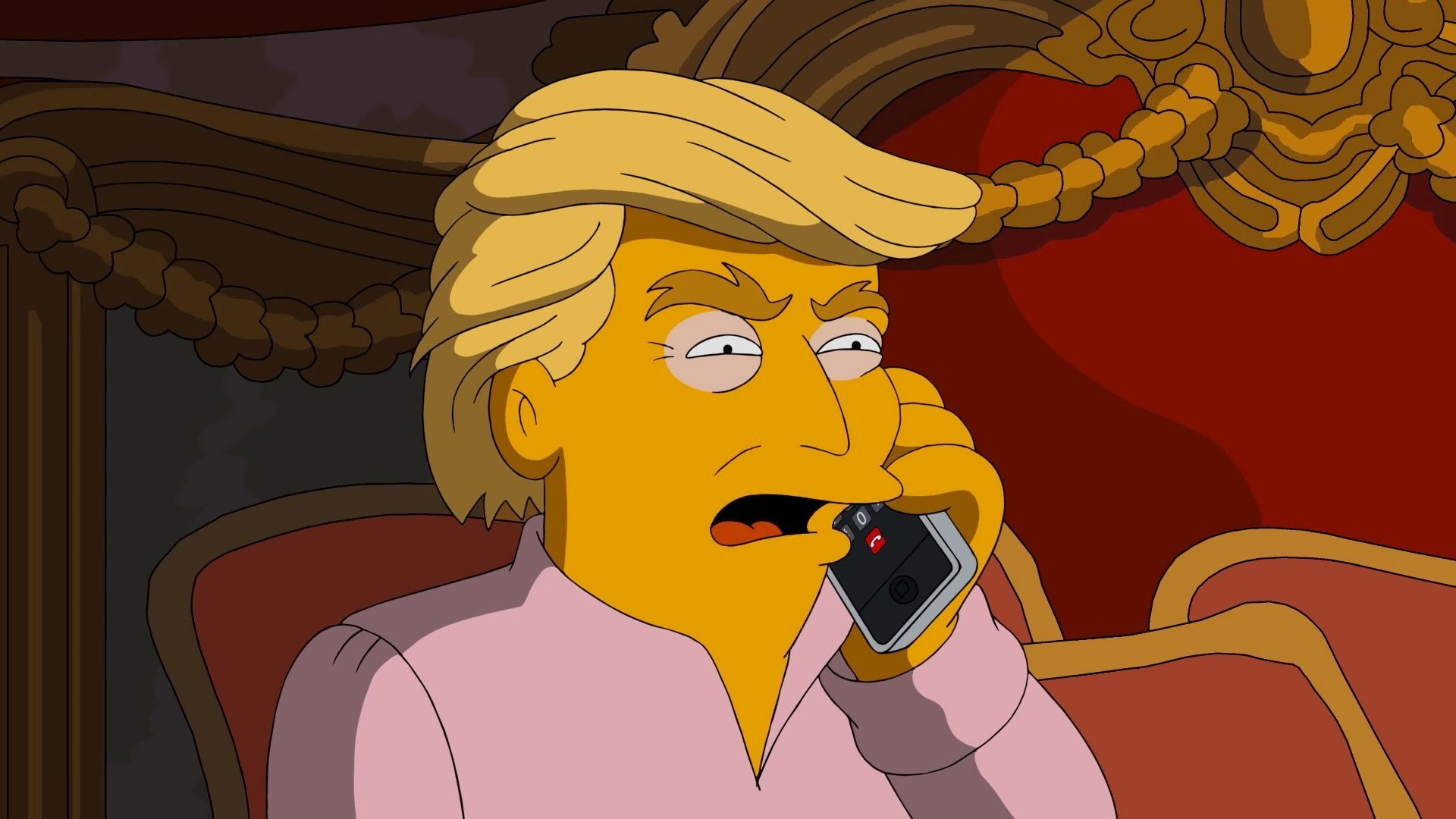 'The Simpsons' Shows Donald Trump Like You've Never Seen Him