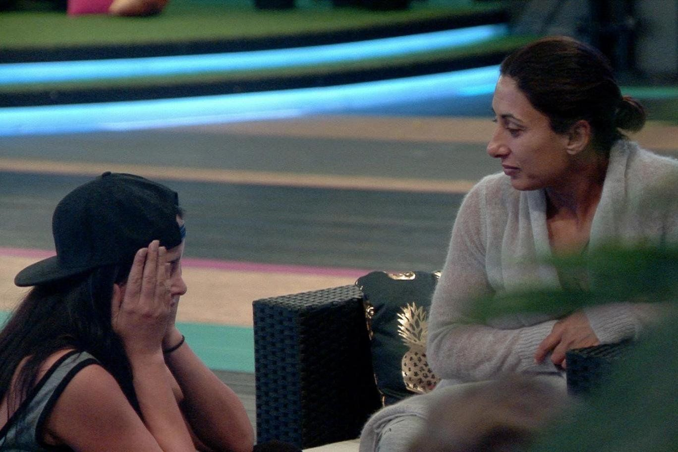 'CBB' Fans Call For Marnie To Be Removed Over Saira Flashing