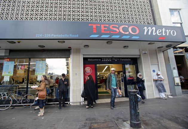 Four Tesco products supplied by Yeo Valley have been