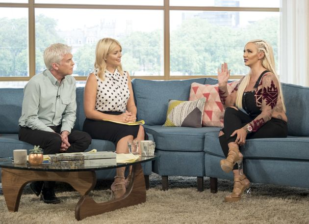 Jodie Marsh recently made a memorable appearance on 'This