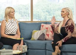 Jodie Marsh Reignites Holly Willoughby 'Lipstickgate' Feud