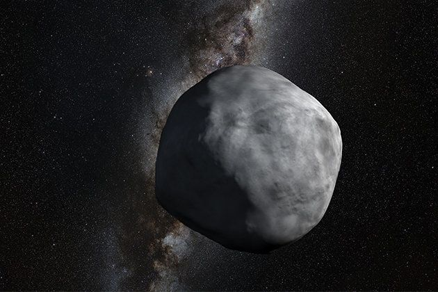 NASA Probe To Investigate Asteroid That Could Eventually Hit