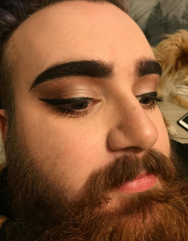This Matching 'Couple Makeup' Is