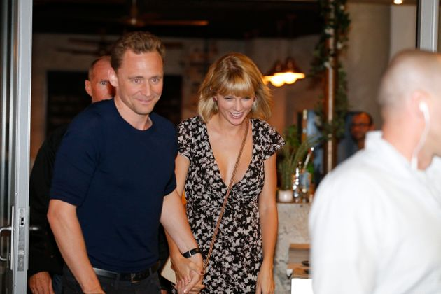 Tom and Taylor have embarked on a whirlwind global tour of