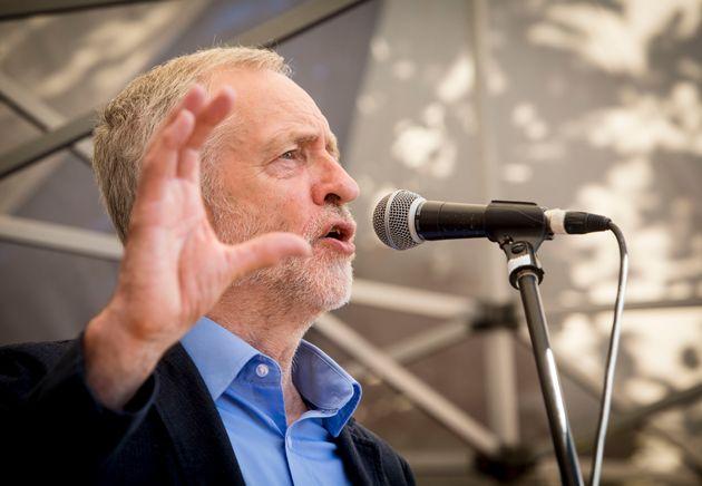 Jeremy Corbyn Says Sitting Politicians Should Not Receive