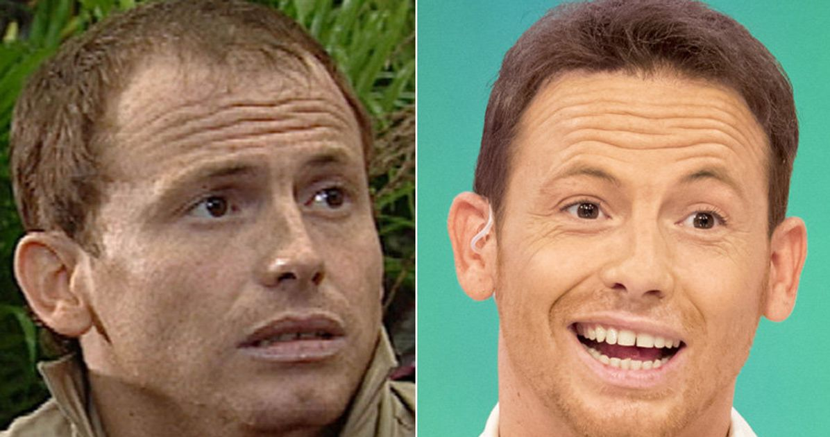 Joe Swash Admits To Secret Hair Transplant During 'Loose Women' Appearance  With Girlfriend Stacey Solomon | HuffPost UK