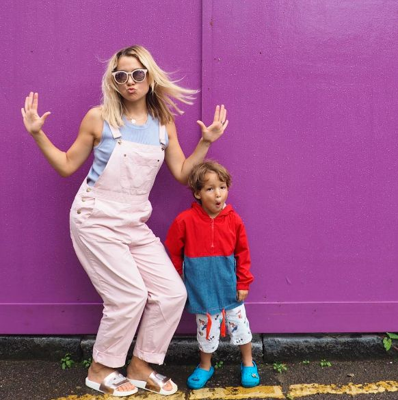 How One Mother Is Challenging The Stereotypes Of What It Means To 'Dress Like A