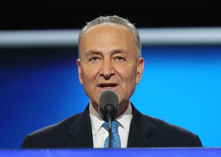 Sen. Chuck Schumer criticized the FDA for its inefficient food recall process in July.