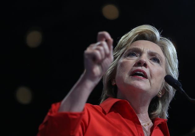 Hillary Clinton To Address Hispanic, Black Journalists At Convention