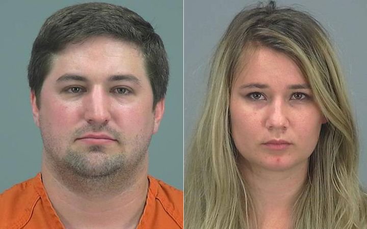 "Police say Brent Daley, 27, and Brianna Daley, 25, spent 90 minutes playing ""Pokemon Go"" while their 2-year-old was home"