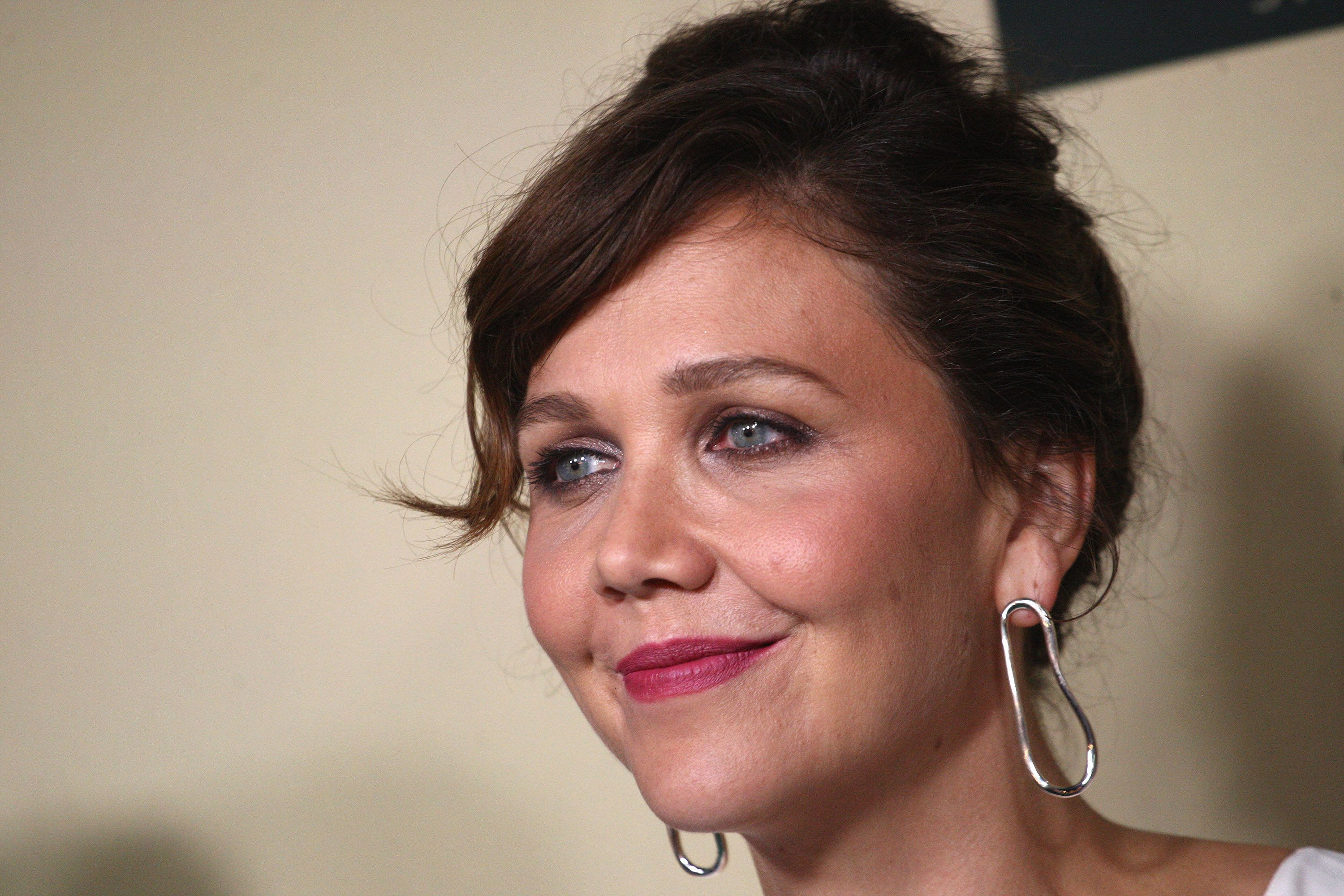 HOLLYWOOD, CA - JULY 30:  Actress Maggie Gyllenhaal attends the Jameson's 'First Shot' Competition  Screening Party at Paramount Studios on July 30, 2016 in Hollywood, California.  (Photo by Tommaso Boddi/WireImage)