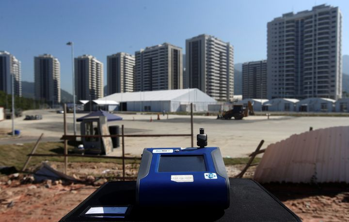 """Brazil falsely declared in its official bid for the Olympic Games that Rio's air quality was """"within the limits r"""