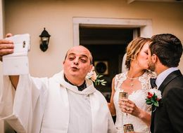 20 Real Wedding Photos That Really Stand Out