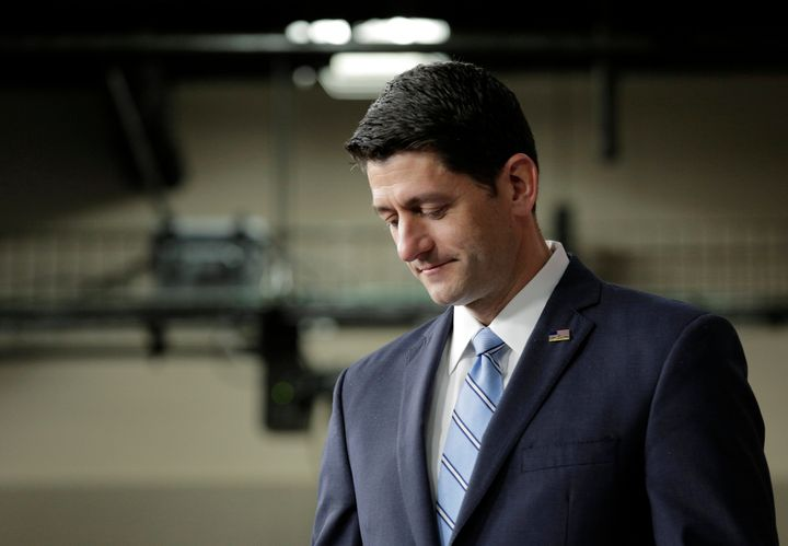 Speaker Paul Ryan (R-Wis.) thought House Republicans could pass a gun bill before the August recess. He was wrong.