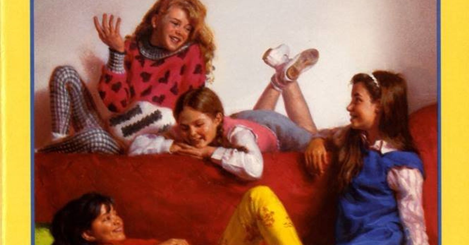 31 Quotes Every Baby Sitters Club Fan Probably Still Lives By