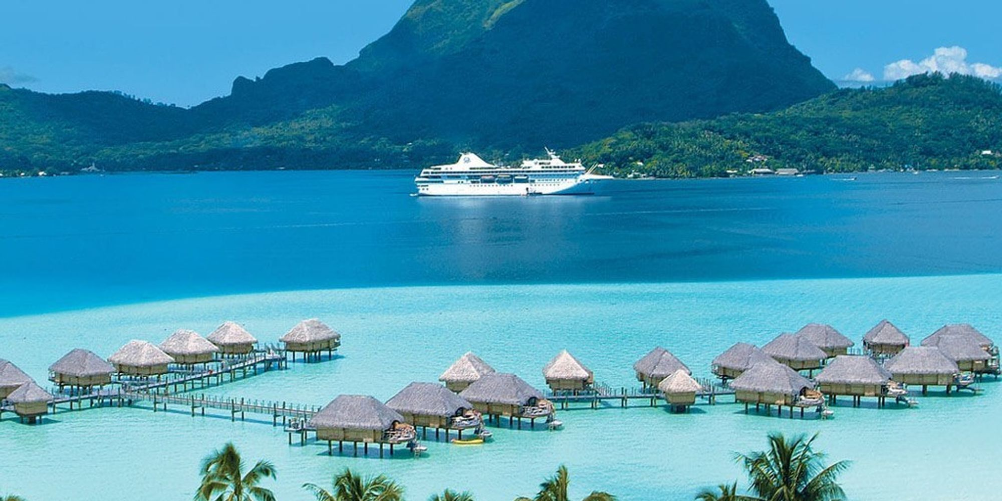 The World's Most Exotic Cruises