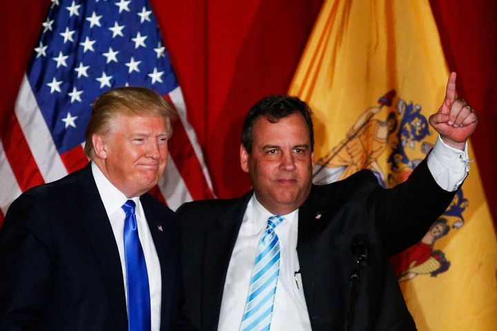 New Jersey Gov. Chris Christie (R) campaigned on a platform of enforcing the federal prohibition on marijuana on states like