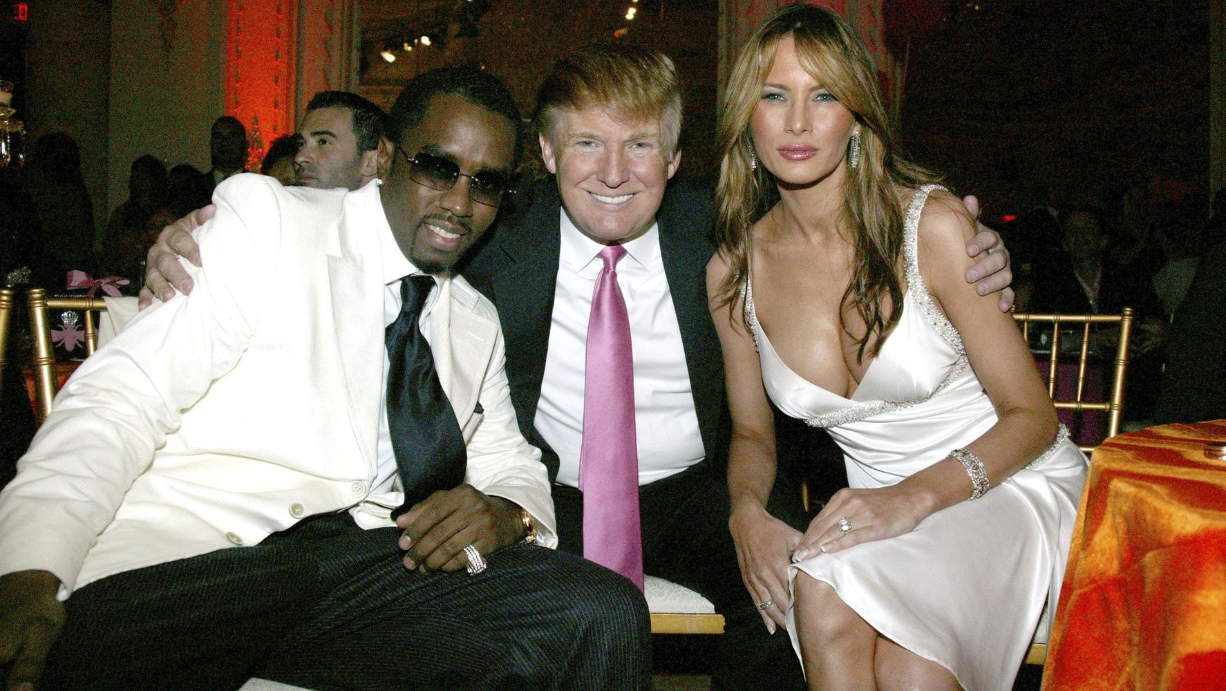 Trump And Melania Wedding.These Are The Famous People Who Attended Donald Trump S Wedding To